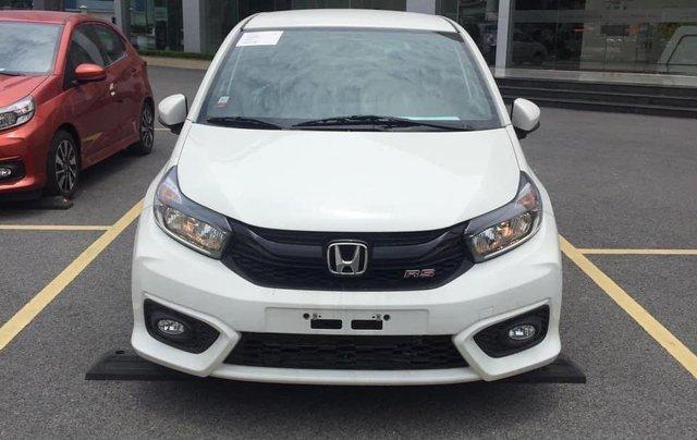Honda ô tô Hà Nội, Honda Brio tặng tiền mặt, phụ kiện, bảo hiểm trả trước 100tr nhận xe 0