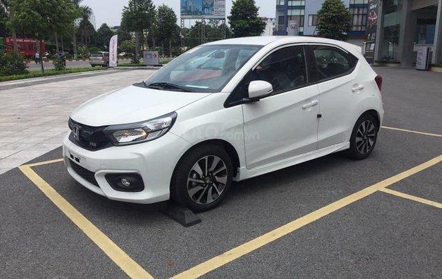 Honda ô tô Hà Nội, Honda Brio tặng tiền mặt, phụ kiện, bảo hiểm trả trước 100tr nhận xe 1