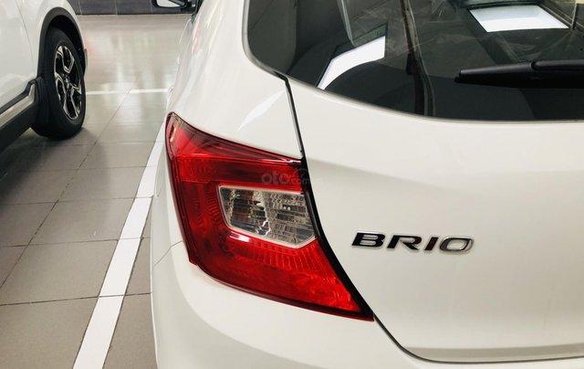 Honda ô tô Hà Nội, Honda Brio tặng tiền mặt, phụ kiện, bảo hiểm trả trước 100tr nhận xe 4