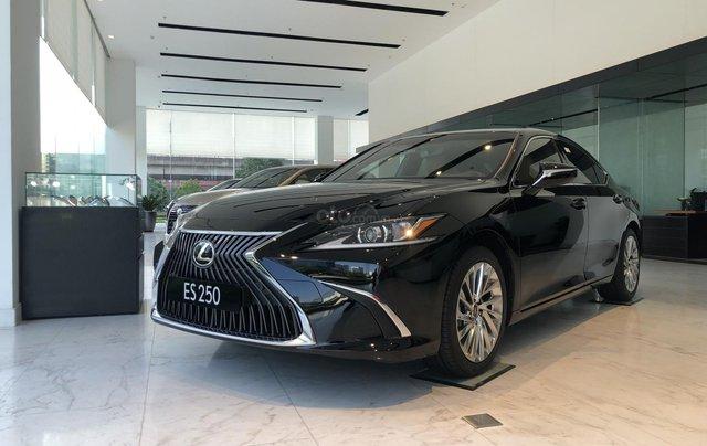Bán Lexus ES đời 2019, màu đen0