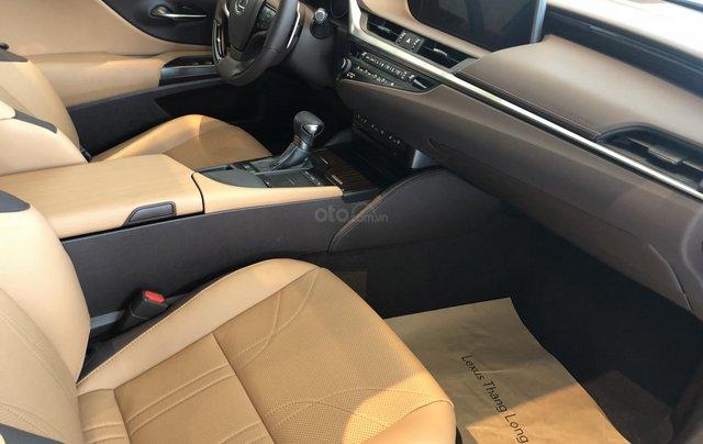 Bán Lexus ES đời 2019, màu đen5