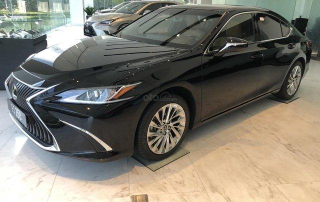 Bán Lexus ES đời 2019, màu đen1