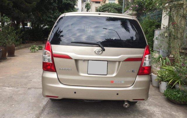 Gia đình tôi cần bán chiếc Toyota Innova 2.0E 2015 số sàn chính chủ gia đình ai có nhu cầu lh 09880686231