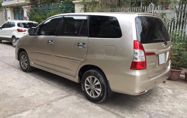 Gia đình tôi cần bán chiếc Toyota Innova 2.0E 2015 số sàn chính chủ gia đình ai có nhu cầu lh 09880686233