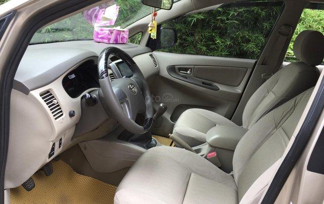 Gia đình tôi cần bán chiếc Toyota Innova 2.0E 2015 số sàn chính chủ gia đình ai có nhu cầu lh 09880686234