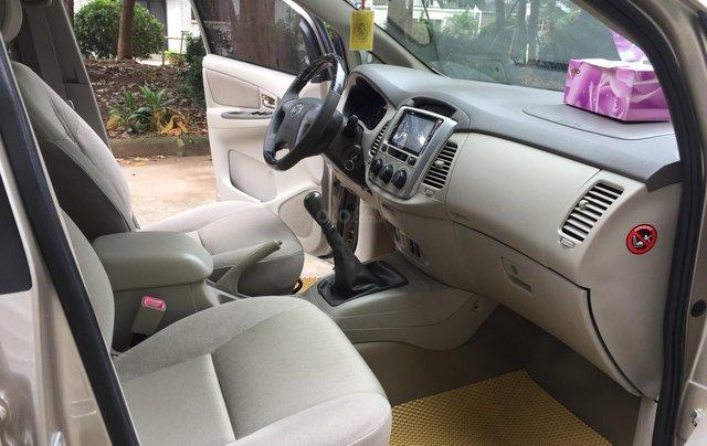 Gia đình tôi cần bán chiếc Toyota Innova 2.0E 2015 số sàn chính chủ gia đình ai có nhu cầu lh 09880686235