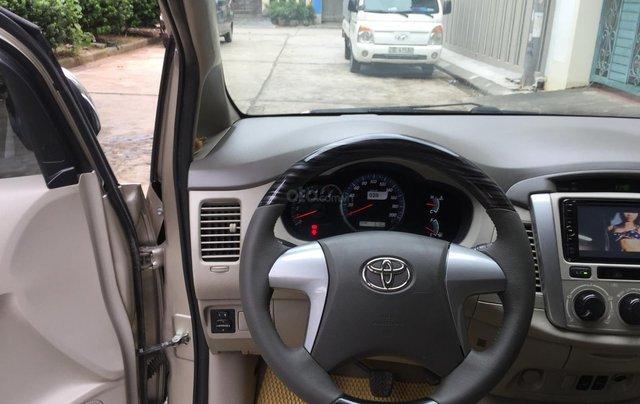 Gia đình tôi cần bán chiếc Toyota Innova 2.0E 2015 số sàn chính chủ gia đình ai có nhu cầu lh 09880686236