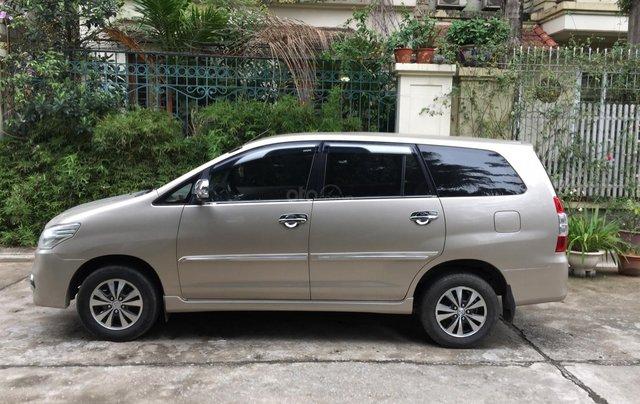 Gia đình tôi cần bán chiếc Toyota Innova 2.0E 2015 số sàn chính chủ gia đình ai có nhu cầu lh 09880686237
