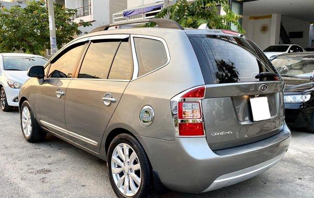 Cần bán xe Kia Carens 2.0 sản xuất 2010, màu xám Full Options1