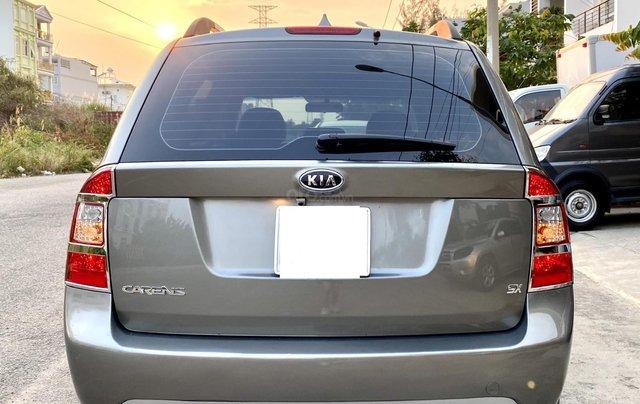 Cần bán xe Kia Carens 2.0 sản xuất 2010, màu xám Full Options2