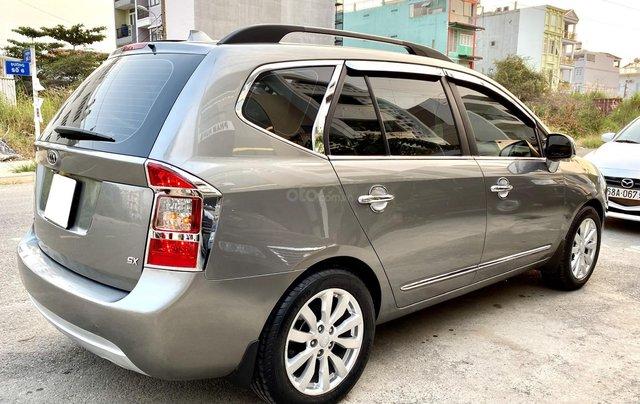 Cần bán xe Kia Carens 2.0 sản xuất 2010, màu xám Full Options3