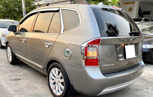 Cần bán xe Kia Carens 2.0 sản xuất 2010, màu xám Full Options6