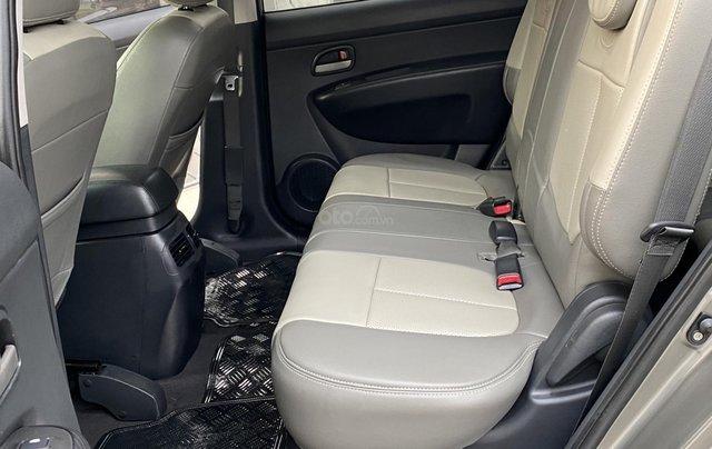 Cần bán xe Kia Carens 2.0 sản xuất 2010, màu xám Full Options8