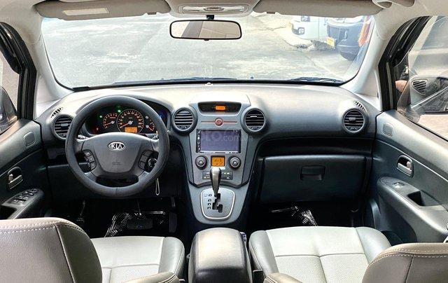 Cần bán xe Kia Carens 2.0 sản xuất 2010, màu xám Full Options10