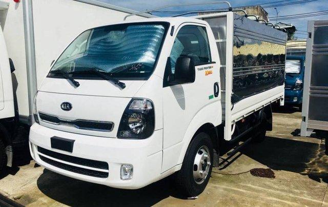 Chỉ với 130 triệu trả trước - Tậu ngay chiếc Kia K250 sản xuất năm 2019, màu trắng6