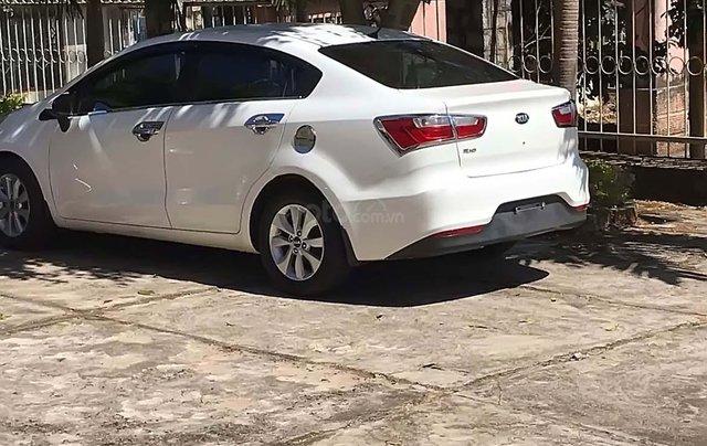 Bán xe Kia Rio 2016, màu trắng, nhập khẩu nguyên chiếc số sàn1
