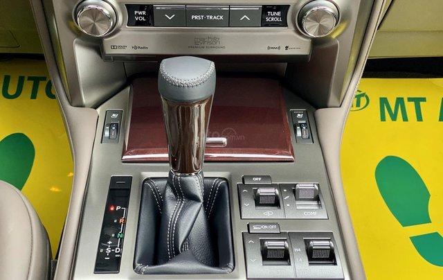 Bán ô tô Lexus GX 460 Luxury full option sản xuất 2019, màu đen, xe nhập Mỹ mới 100%9