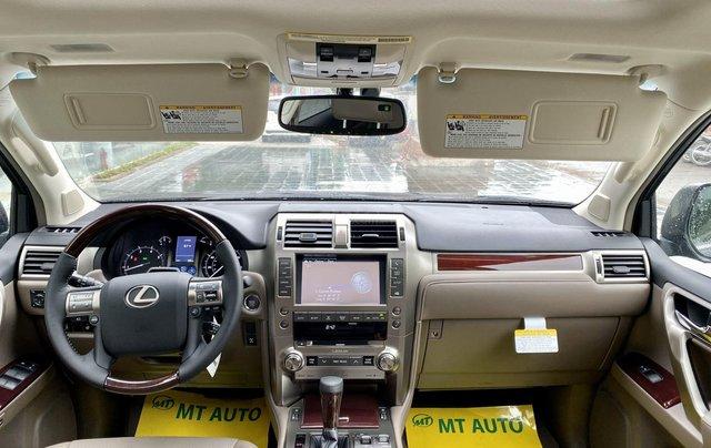 Bán ô tô Lexus GX 460 Luxury full option sản xuất 2019, màu đen, xe nhập Mỹ mới 100%11
