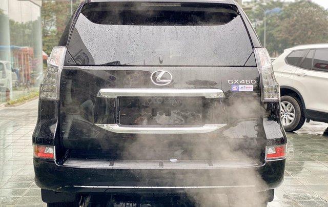 Bán ô tô Lexus GX 460 Luxury full option sản xuất 2019, màu đen, xe nhập Mỹ mới 100%6