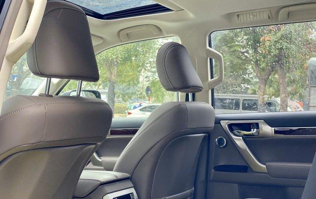 Bán ô tô Lexus GX 460 Luxury full option sản xuất 2019, màu đen, xe nhập Mỹ mới 100%14