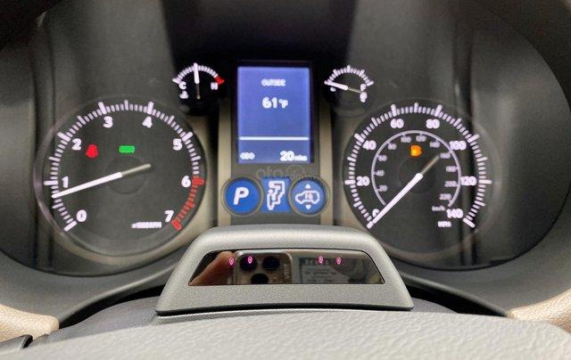 Bán ô tô Lexus GX 460 Luxury full option sản xuất 2019, màu đen, xe nhập Mỹ mới 100%19