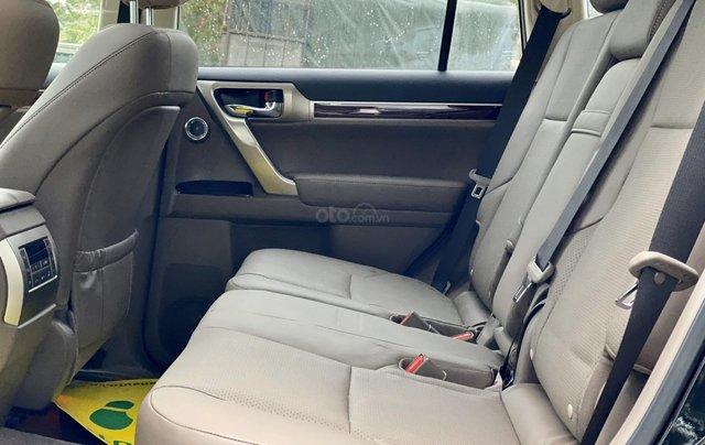 Bán ô tô Lexus GX 460 Luxury full option sản xuất 2019, màu đen, xe nhập Mỹ mới 100%22