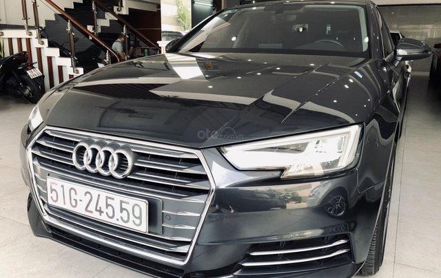Bán Audi A4 sản xuất 2016 mẫu mới, xe cá nhân ít đi, sử dụng đúng 19.999km, cam kết đúng hiện trạng bao check hãng0