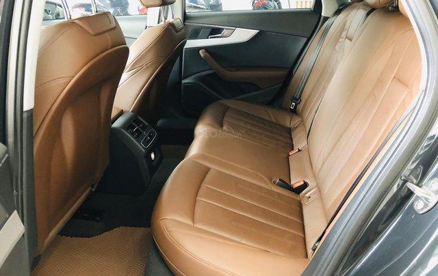 Bán Audi A4 sản xuất 2016 mẫu mới, xe cá nhân ít đi, sử dụng đúng 19.999km, cam kết đúng hiện trạng bao check hãng4
