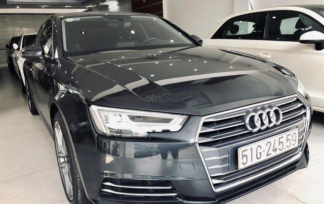 Bán Audi A4 sản xuất 2016 mẫu mới, xe cá nhân ít đi, sử dụng đúng 19.999km, cam kết đúng hiện trạng bao check hãng7