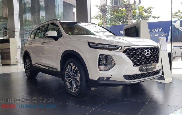 Hyundai Santa Fe 2020 máy dầu bản đặc biệt, siêu phẩm mùa hè, giảm ngay 50% thuế trước bạ khi mua xe1