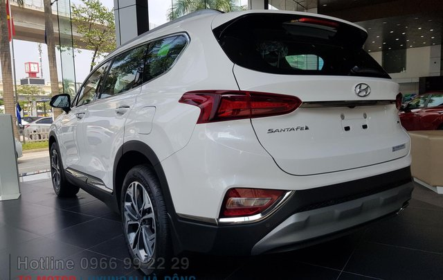 Hyundai Santa Fe 2020 máy dầu bản đặc biệt, siêu phẩm mùa hè, giảm ngay 50% thuế trước bạ khi mua xe5