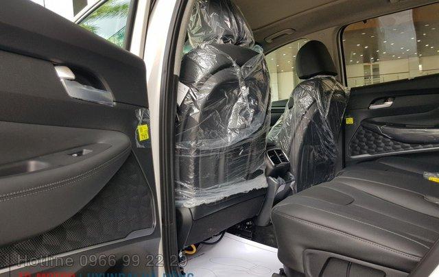 Hyundai Santa Fe 2020 máy dầu bản đặc biệt, siêu phẩm mùa hè, giảm ngay 50% thuế trước bạ khi mua xe10