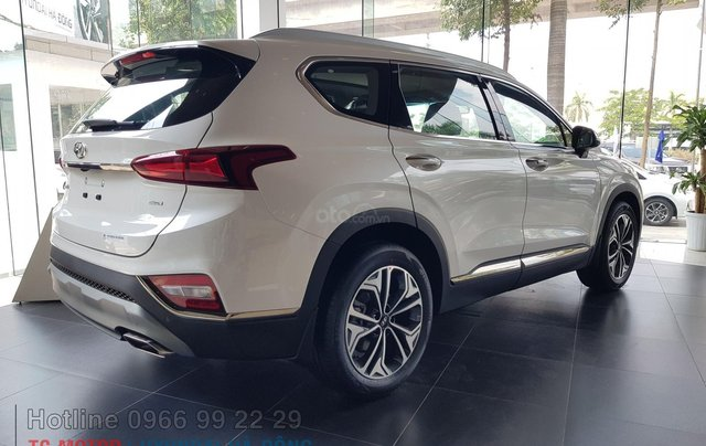 Hyundai Santa Fe 2020 máy dầu bản đặc biệt, siêu phẩm mùa hè, giảm ngay 50% thuế trước bạ khi mua xe7