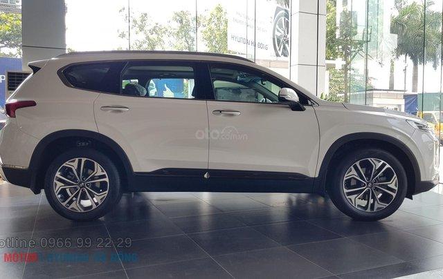 Hyundai Santa Fe 2020 máy dầu bản đặc biệt, siêu phẩm mùa hè, giảm ngay 50% thuế trước bạ khi mua xe8