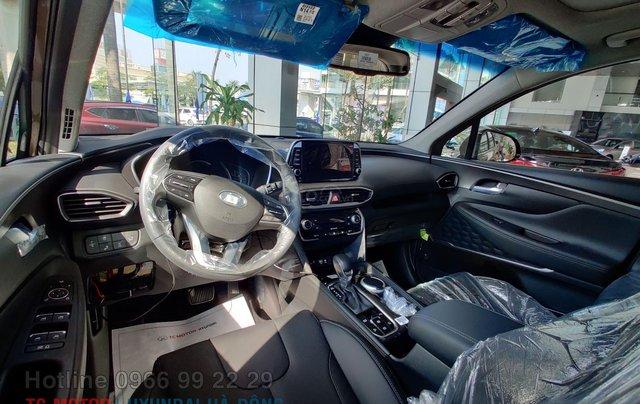 Hyundai Santa Fe 2020 máy dầu bản đặc biệt, siêu phẩm mùa hè, giảm ngay 50% thuế trước bạ khi mua xe3