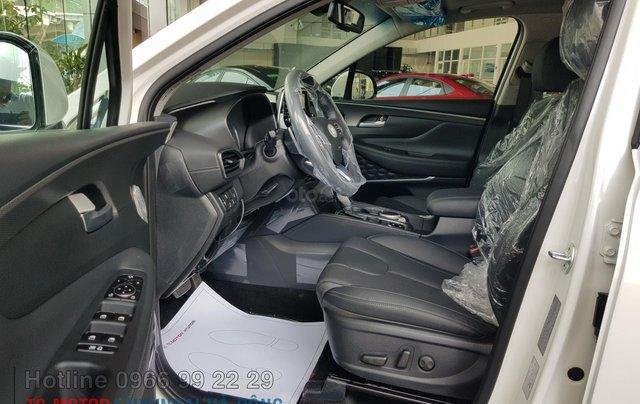 Hyundai Santa Fe 2020 máy dầu bản đặc biệt, siêu phẩm mùa hè, giảm ngay 50% thuế trước bạ khi mua xe9