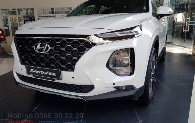 Hyundai Santa Fe 2020 máy dầu bản đặc biệt, siêu phẩm mùa hè, giảm ngay 50% thuế trước bạ khi mua xe2