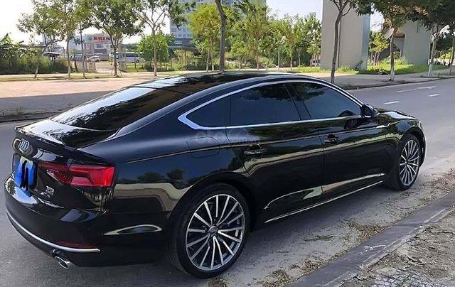 Bán Audi A5 đời 2017, màu đen chính chủ1