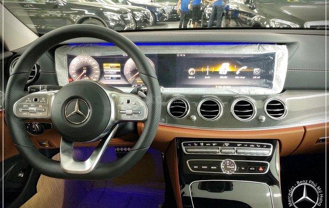 Bán Mercedes-Benz E300 AMG New 2020 - thuế trước bạ 5% - xe giao ngay, đưa trước 899 triệu nhận xe 5