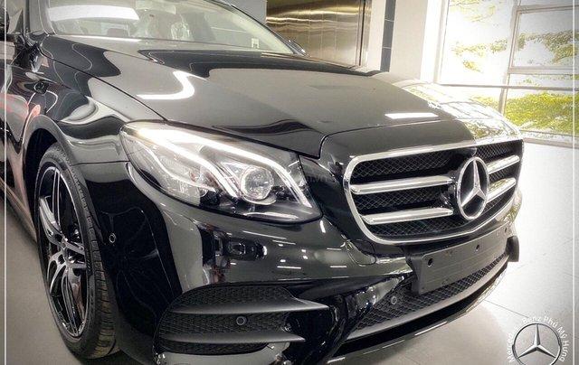 Bán Mercedes-Benz E300 AMG New 2020 - thuế trước bạ 5% - xe giao ngay, đưa trước 899 triệu nhận xe 8