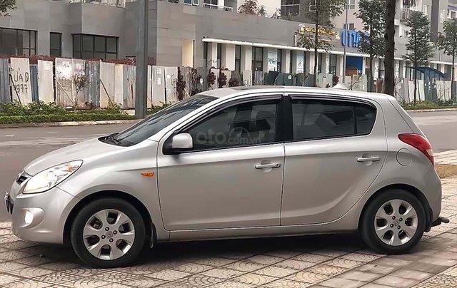 Bán xe Hyundai i20 1.4 AT 2014, màu bạc, nhập khẩu nguyên chiếc1