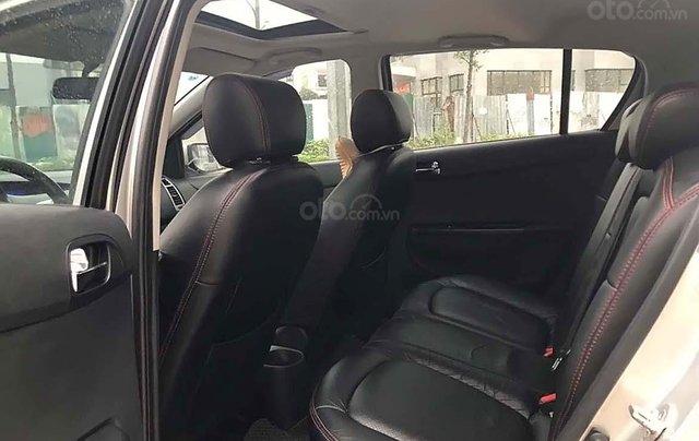 Bán xe Hyundai i20 1.4 AT 2014, màu bạc, nhập khẩu nguyên chiếc4