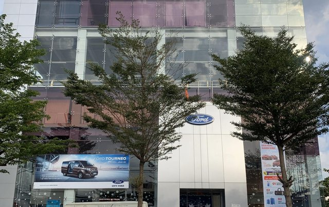 City Ford 2
