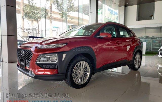 Hyundai Kona 2020 bản tiêu chuẩn (Đủ màu: Đỏ/đen/trắng/vàng cát/xanh dương), giá giảm sâu, bất chấp ngâu3