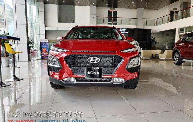 Hyundai Kona 2020 bản tiêu chuẩn (Đủ màu: Đỏ/đen/trắng/vàng cát/xanh dương), giá giảm sâu, bất chấp ngâu0