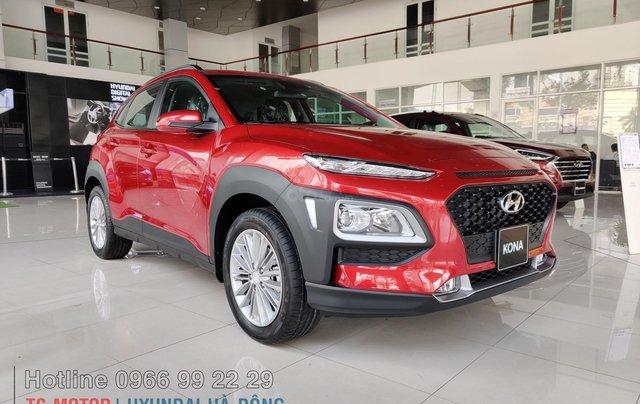 Hyundai Kona 2020 bản tiêu chuẩn (Đủ màu: Đỏ/đen/trắng/vàng cát/xanh dương), giá giảm sâu, bất chấp ngâu4