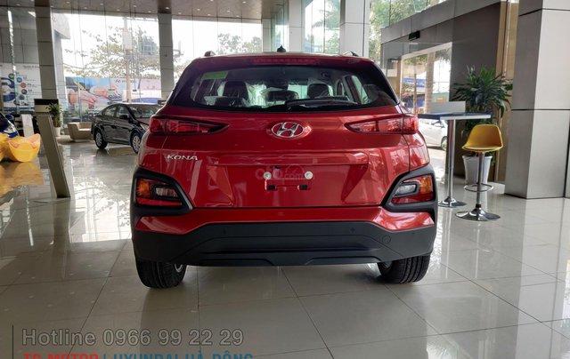 Hyundai Kona 2020 bản tiêu chuẩn (Đủ màu: Đỏ/đen/trắng/vàng cát/xanh dương), giá giảm sâu, bất chấp ngâu6