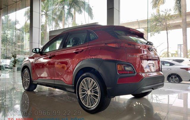Hyundai Kona 2020 bản tiêu chuẩn (Đủ màu: Đỏ/đen/trắng/vàng cát/xanh dương), giá giảm sâu, bất chấp ngâu7