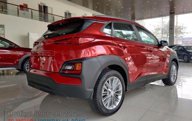 Hyundai Kona 2020 bản tiêu chuẩn (Đủ màu: Đỏ/đen/trắng/vàng cát/xanh dương), giá giảm sâu, bất chấp ngâu8
