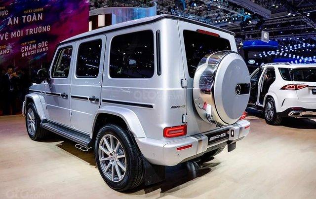Bán Mercedes-AMG G63 new model 2020 - SUV nhập khẩu - xe giao sớm1